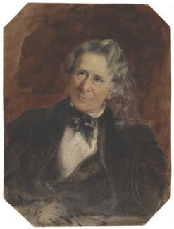 Probably Joshua Cristall, by Unknown artist - NPG 3944(55)