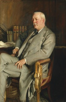 Evelyn Baring, 1st Earl of Cromer, by John Singer Sargent - NPG 2901