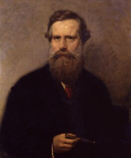Sir William Crookes, by Albert Ludovici - NPG 1846