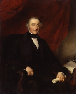 Thomas Cubitt, by Unknown artist - NPG 4613