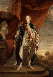 William Augustus, Duke of Cumberland, after Sir Joshua Reynolds, 1760-1761, based on a work of circa 1758-1760 - NPG 229 - © National Portrait Gallery, London