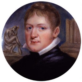 George Cumberland, by Unknown artist - NPG 5162
