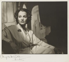 Constance Cummings, by Angus McBean - NPG P63