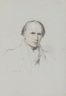 Allan Cunningham, by William Brockedon - NPG 2515(39)