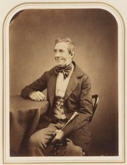 John Curtis, by Maull & Polyblank - NPG P120(36)