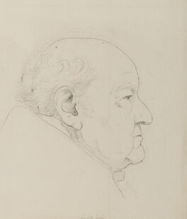 Sir William Curtis, 1st Bt, by Sir Francis Leggatt Chantrey - NPG 316a(25)
