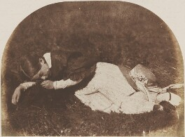 Charlotte Dalgleish (née Hill), by David Octavius Hill, and  Robert Adamson - NPG P6(175)