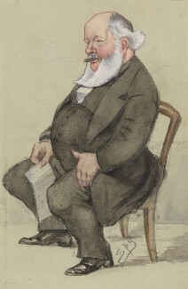 Robert Dalglish, by Sir Leslie Ward - NPG 3283