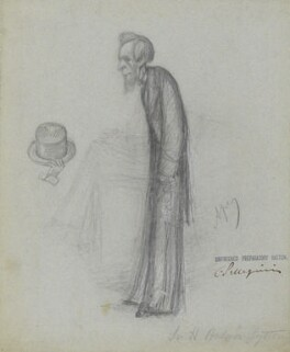 (William) Henry Lytton Earle Bulwer, Baron Dalling and Bulwer, by Carlo Pellegrini - NPG 3969