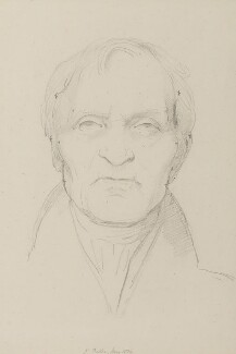 John Dalton, by Sir Francis Leggatt Chantrey, 1834 - NPG 316a(29) - © National Portrait Gallery, London
