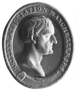 John Dalton, by Charles Frederick Carter, 1842 - NPG 1102 - © National Portrait Gallery, London