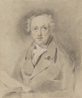 George Dance, by George Henry Harlow - NPG 2812