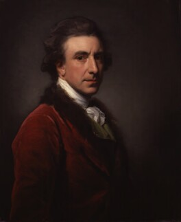 Nathaniel Dance (later Sir Nathaniel Holland, Bt), by Nathaniel Dance (later Sir Nathaniel Holland, Bt) - NPG 3626