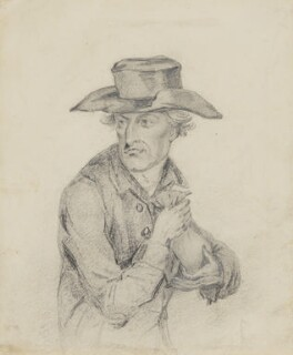 Daniel Dancer, by Richard Cooper - NPG 4369