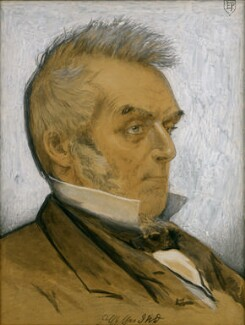 John Nelson Darby, after Edward Penstone - NPG 4870