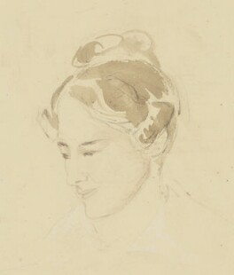 Grace Darling, by Henry Perlee Parker - NPG 1663