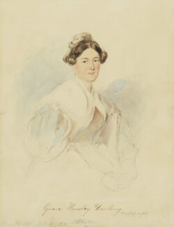Grace Darling, by Henry Perlee Parker - NPG 1662