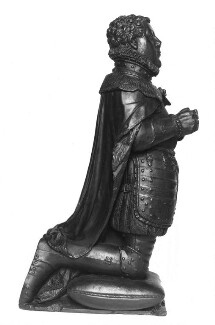 Henry Stuart, Lord Darnley, by Elkington & Co, cast by  Domenico Brucciani, after  Unknown artist, 1873, based on a work of circa 1560-1565 - NPG 359 - © National Portrait Gallery, London