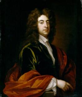 Charles Dartiquenave, after Sir Godfrey Kneller, Bt, based on a work of 1702 - NPG 3201 - © National Portrait Gallery, London