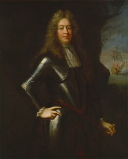 George Legge, 1st Baron Dartmouth, after John Riley - NPG 664