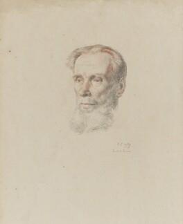 Randall Robert Henry Davies, by Randolph Schwabe - NPG 3621