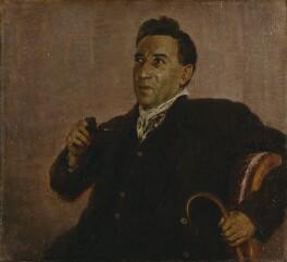 William Henry Davies, by William Nicholson - NPG 4194