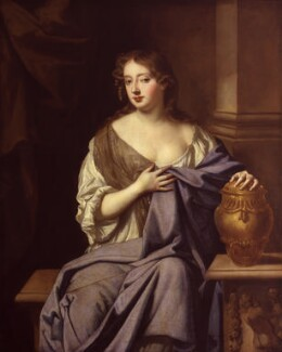 Mary Davis, after Sir Peter Lely, based on a work of circa 1665-1670 - NPG 253 - © National Portrait Gallery, London