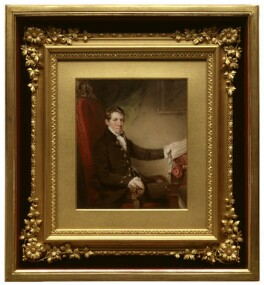 Sir Humphry Davy, Bt, by John Jackson - NPG 1794
