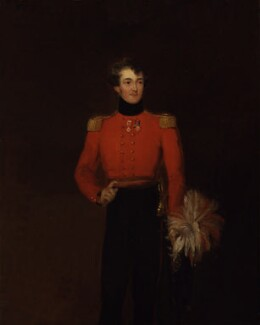 George Lionel Dawson Damer, by William Salter, 1834-1840 - NPG 3705 - © National Portrait Gallery, London