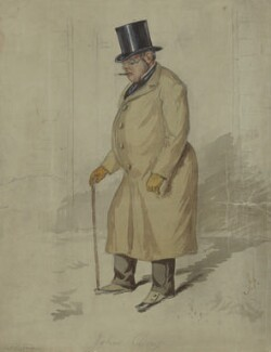 John Day, by John Flatman - NPG 2776