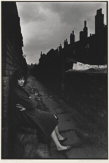 Shelagh Delaney, by Arnold Newman - NPG P45