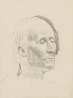 Frederick Delius, by Ernest Procter - NPG 4975(1)