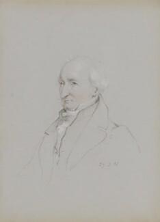 de Luc (probably Jean-André de Luc (Deluc)), by William Brockedon - NPG 2515(78)