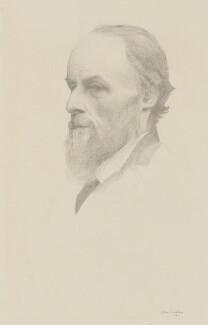William De Morgan, by James Kerr-Lawson - NPG 2116