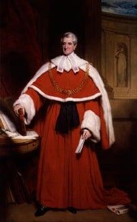 Thomas Denman, 1st Baron Denman, by Sir Martin Archer Shee, circa 1832 - NPG 463 - © National Portrait Gallery, London