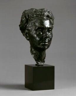Ninette de Valois, by Frederick Edward ('F.E.') McWilliam, 1964 - NPG 4679 - © National Portrait Gallery, London
