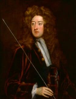 William Cavendish, 2nd Duke of Devonshire, by Sir Godfrey Kneller, Bt - NPG 3202