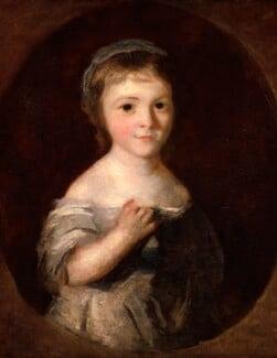 Georgiana Cavendish (née Spencer), Duchess of Devonshire, attributed to Sir Joshua Reynolds, circa 1761 - NPG  - © National Portrait Gallery, London