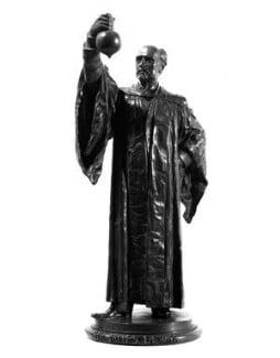 Sir James Dewar, by Carmelo Cernigliari-Melilli - NPG 2118