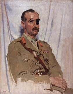 Sir Adrian Carton de Wiart, by Sir William Orpen - NPG 4651