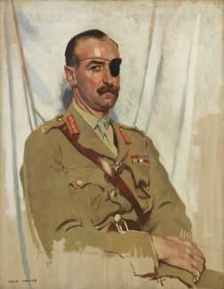 Sir Adrian Carton de Wiart, by Sir William Orpen, 1919 - NPG 4651 - © National Portrait Gallery, London