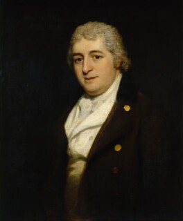 Charles Dibdin, by Thomas Phillips, 1799 - NPG 103 - © National Portrait Gallery, London
