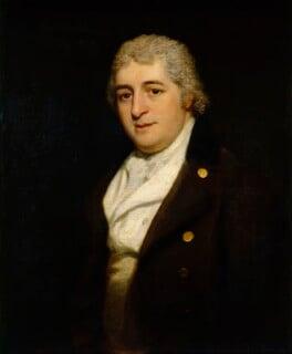 Charles Dibdin, by Thomas Phillips, 1799 - NPG 103 - © National Portrait Gallery, London