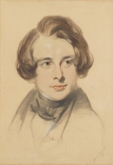 Charles Dickens, by Samuel Laurence, 1838 - NPG  - © National Portrait Gallery, London