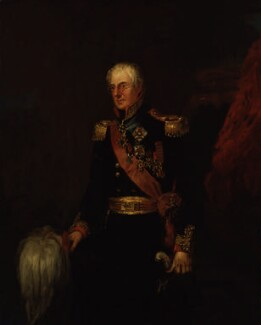 Sir Alexander Dickson, by William Salter, 1838 - NPG 3709 - © National Portrait Gallery, London