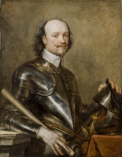 Sir Kenelm Digby, by Sir Anthony van Dyck - NPG 486