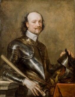Sir Kenelm Digby, by Sir Anthony van Dyck, circa 1640 - NPG 486 - © National Portrait Gallery, London