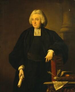William Dodd, by John Russell - NPG 251