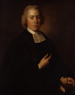 Unknown man, formerly known as Philip Doddridge, by Unknown artist, circa 1765-1775 - NPG 2007 - © National Portrait Gallery, London