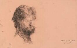 Arnold Dolmetsch, by William Rothenstein - NPG 4641